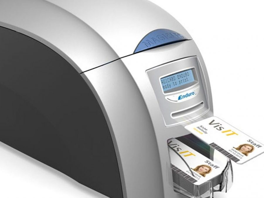Bureau PVC Card Printing