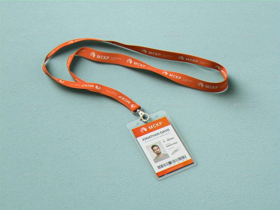Lanyard - ID Card Holder
