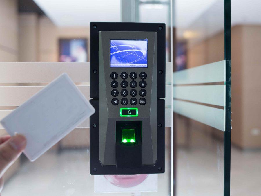 access-control-thumbprint